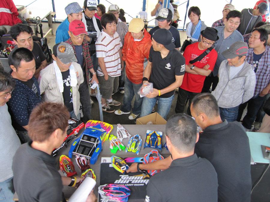 TRESREY オフロードレース ROUND-5 4WD チャレンジ with 東日本大震災 チャリティーレース 鶴田絢史_e0166663_16164027.jpg