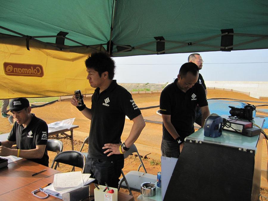 TRESREY オフロードレース ROUND-5 4WD チャレンジ with 東日本大震災 チャリティーレース 鶴田絢史_e0166663_16174936.jpg