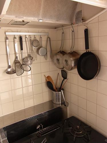 【 キッチンツールの収納 】_c0199166_718273.jpg