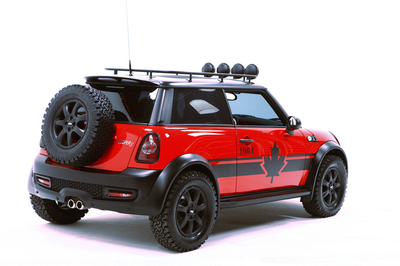Mini Cooper S Design By Dsquared Bloo00oog