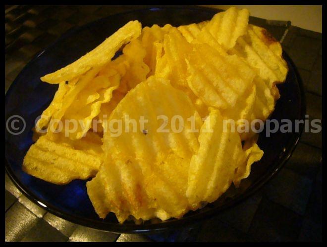 【ポテチ】パーム油を使わないポテトチップスを買ってみた(PARIS)_a0014299_18301515.jpg