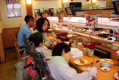 かっぱ寿司とアピタへ外出~☆_a0154110_1630279.jpg