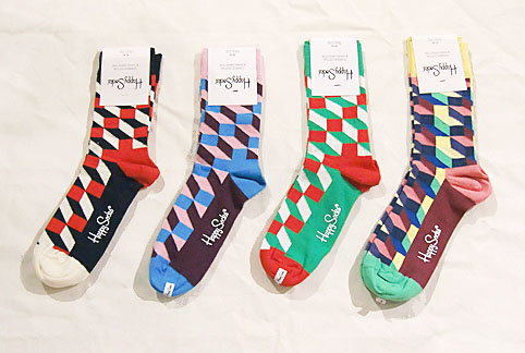 happy socks 入荷_d0193211_17522981.jpg