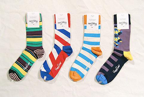 happy socks 入荷_d0193211_17525929.jpg
