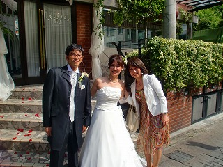 happy wedding ♪_c0200917_11501346.jpg