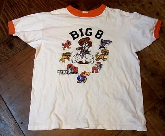 5/28(土)入荷!カレッジパシィフィック BIG 8 Tシャツ!_c0144020_13514085.jpg