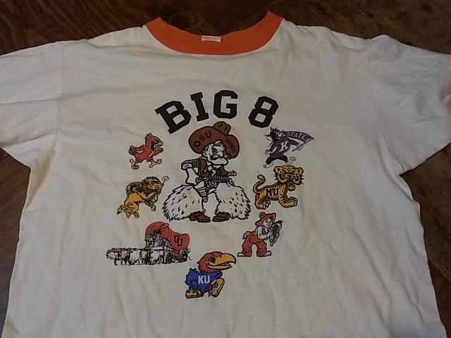 5/28(土)入荷!カレッジパシィフィック BIG 8 Tシャツ!_c0144020_13514263.jpg