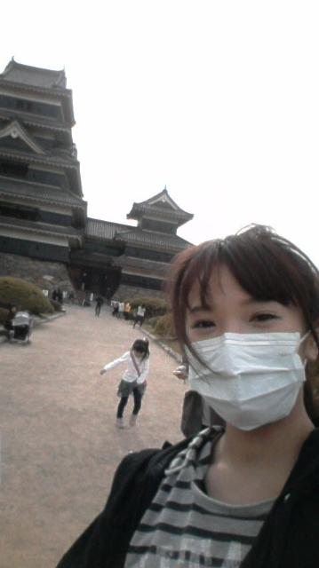 松本城にいきましたぁ_e0114246_18423436.jpg
