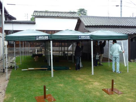【5月27日(金)】雨ニモマケズ…。_c0221349_1827447.jpg