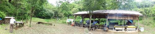 定例活動日:雨中の草刈り_c0108460_18454952.jpg