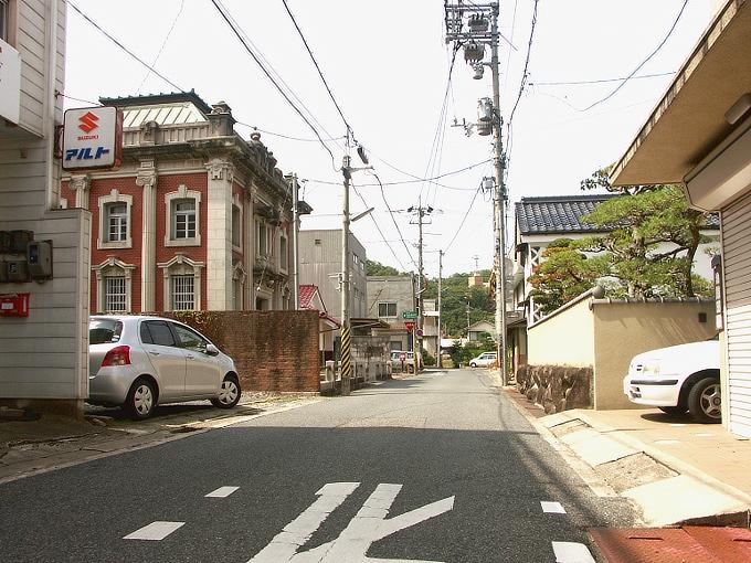 旧妹尾銀行林野支店_f0116479_21404324.jpg