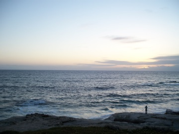 初めてのビーチで○○○@サンディエゴ_e0183383_15404078.jpg