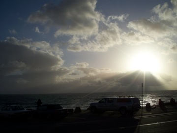 初めてのビーチで○○○@サンディエゴ_e0183383_1552324.jpg