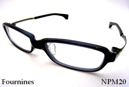Fournines2011年春の新作モデルNPM20のご紹介です。_f0076925_15462717.jpg
