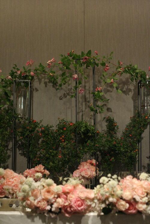 バラとマカロン レースとピンク ホテルフォーシーズンズホテル丸の内様へ_a0042928_2365451.jpg