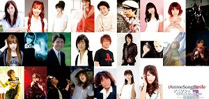 (AnimeSong)Smile アニソンでできることをしたいだけ コンサートの曲目 決定!_e0025035_2225711.jpg