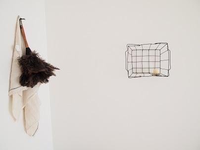 fogのバスケットを壁に飾る_e0214646_1644929.jpg