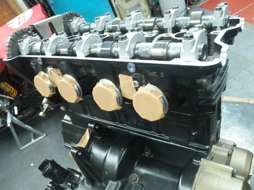 NさんのGPZ900R A12国内 エンジンオーバーホールその5_a0163159_22162753.jpg