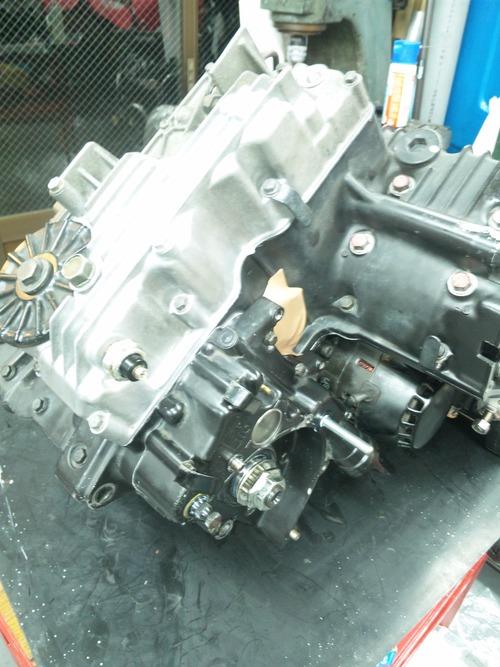 NさんのGPZ900R A12国内 エンジンオーバーホールその5_a0163159_2220227.jpg