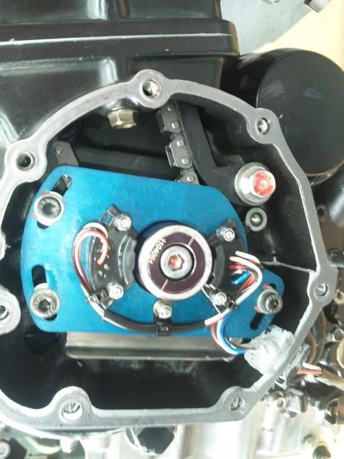 NさんのGPZ900R A12国内 エンジンオーバーホールその5_a0163159_2221658.jpg