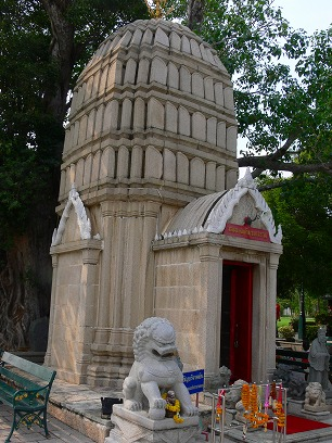 タイ出張2011年04月-週末旅行(I)-アユタヤ(1)-バンパイン宮殿と日本人街跡_c0153302_2261619.jpg