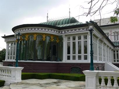 タイ出張2011年04月-週末旅行(I)-アユタヤ(1)-バンパイン宮殿と日本人街跡_c0153302_2294722.jpg