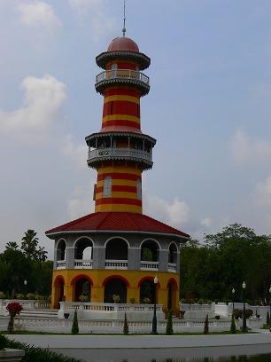 タイ出張2011年04月-週末旅行(I)-アユタヤ(1)-バンパイン宮殿と日本人街跡_c0153302_2305149.jpg