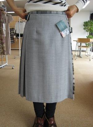 オニールオブダブリン三個ベルトのキルトスカートです。_c0227633_16454558.jpg