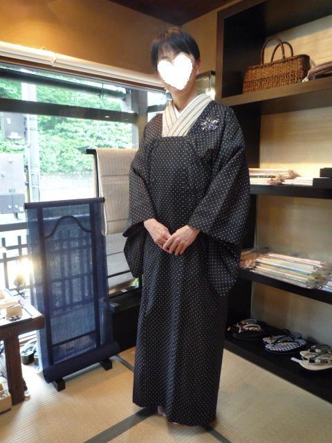 大雨のファッションカンタータへ着物姿で!_f0181251_17362090.jpg
