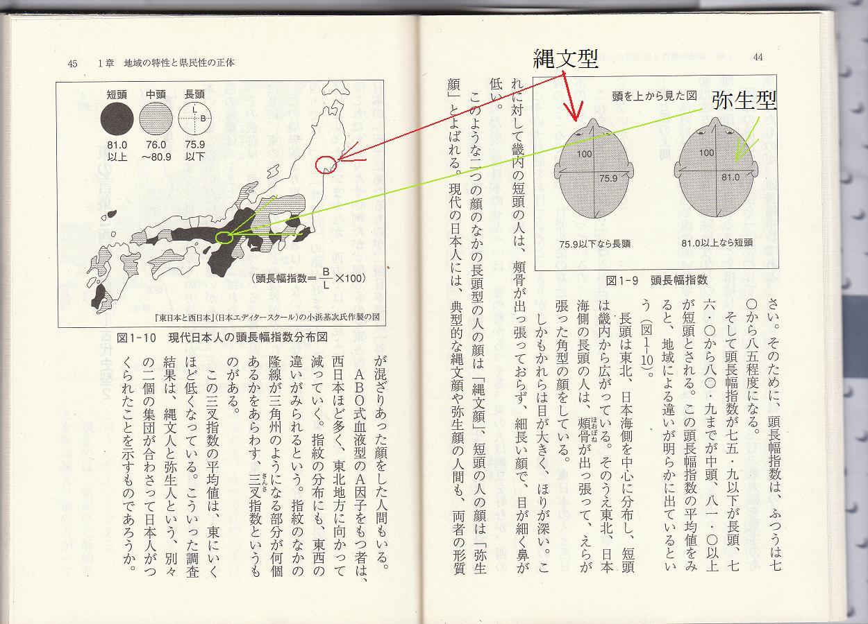 縄文顔の多い地域は鹿児島と青森YouTube動画>8本 ->画像>293枚