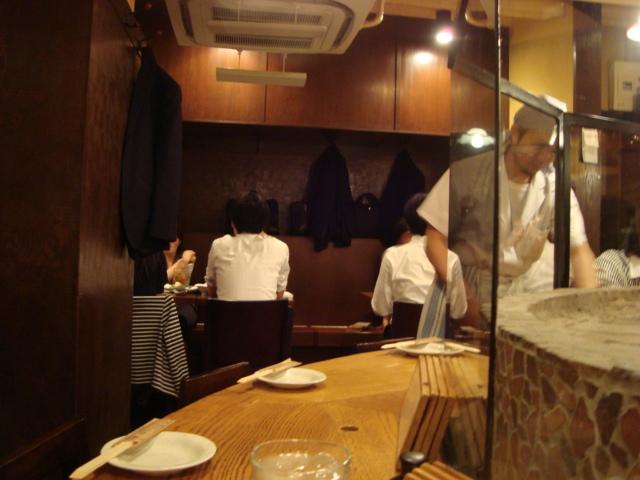 新宿「原始焼 二代目 魚々子(ななこ)」へ行く。_f0232060_0302390.jpg
