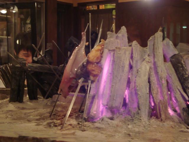 新宿「原始焼 二代目 魚々子(ななこ)」へ行く。_f0232060_039532.jpg