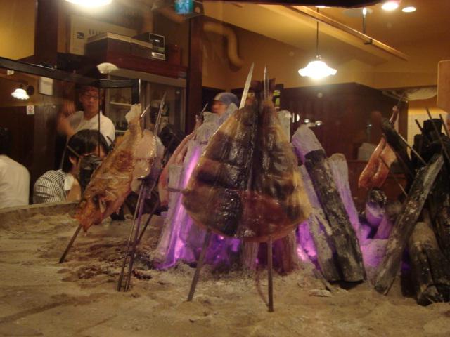 新宿「原始焼 二代目 魚々子(ななこ)」へ行く。_f0232060_0434798.jpg