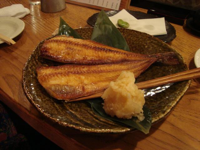 新宿「原始焼 二代目 魚々子(ななこ)」へ行く。_f0232060_0445562.jpg