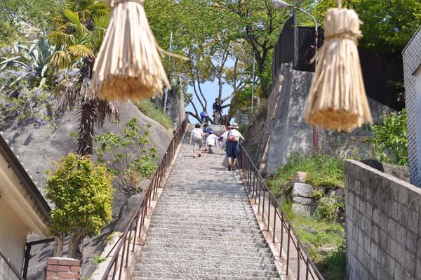 海の町の石段を沢山歩きました~!!!_f0132963_12443146.jpg
