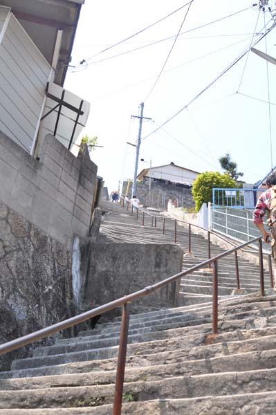 海の町の石段を沢山歩きました~!!!_f0132963_12495180.jpg