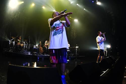 Def Tech、ROCK`A´TRENCH、ナオト・インティライミ出演『Humanglobe Live』が大盛況で開催_e0197970_2104144.jpg