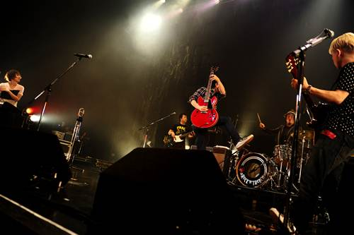 Def Tech、ROCK`A´TRENCH、ナオト・インティライミ出演『Humanglobe Live』が大盛況で開催_e0197970_2105677.jpg