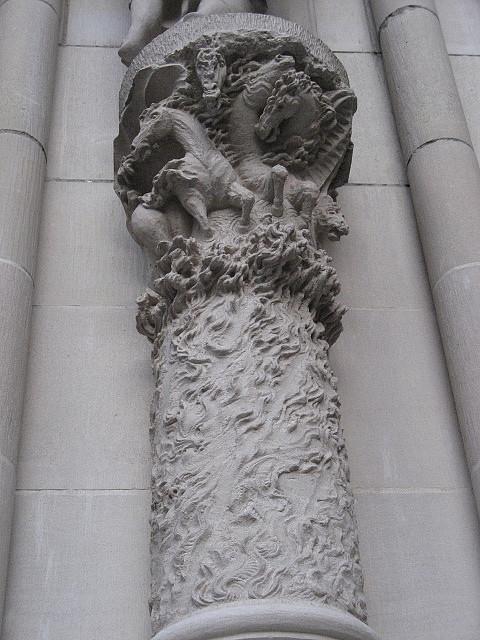 セントジョン大聖堂の予言の柱石? By VC_c0139575_249359.jpg