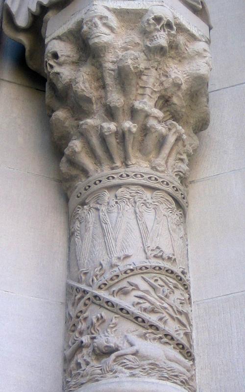 セントジョン大聖堂の予言の柱石? By VC_c0139575_2502495.jpg