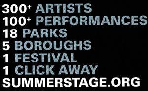 ニューヨークの無料夏季イベント、サマー・ステージのカレンダー_b0007805_681565.jpg