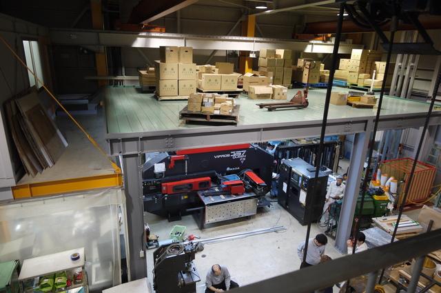 S造工場内部増築工事 3_e0214805_733542.jpg