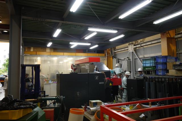 S造工場内部増築工事 3_e0214805_755135.jpg