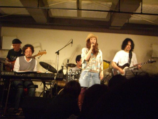 SPARKLING☆CHERRY@下北沢mona records_a0088007_0132689.jpg