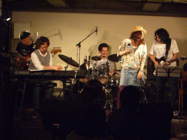 SPARKLING☆CHERRY@下北沢mona records_a0088007_0145732.jpg