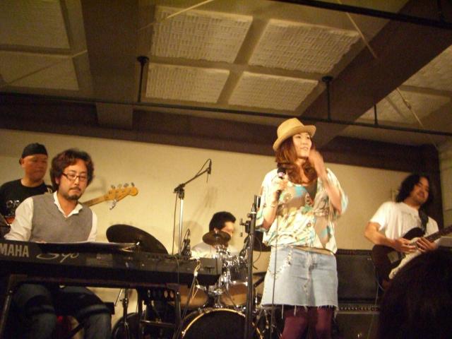 SPARKLING☆CHERRY@下北沢mona records_a0088007_017299.jpg
