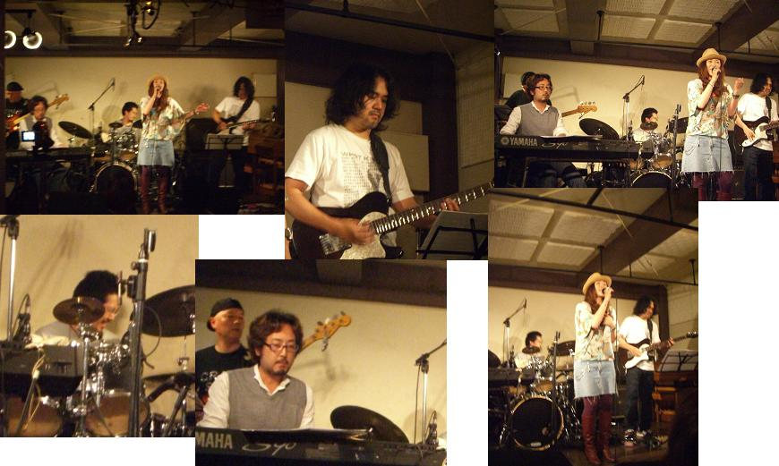 SPARKLING☆CHERRY@下北沢mona records_a0088007_0262892.jpg