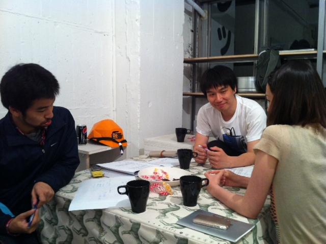 2011.5.26 未来食堂1_a0184716_1828427.jpg