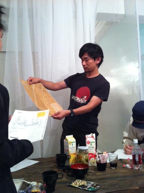2011.5.26 未来食堂1_a0184716_182852100.jpg