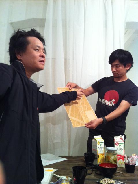 2011.5.26 未来食堂1_a0184716_18292832.jpg